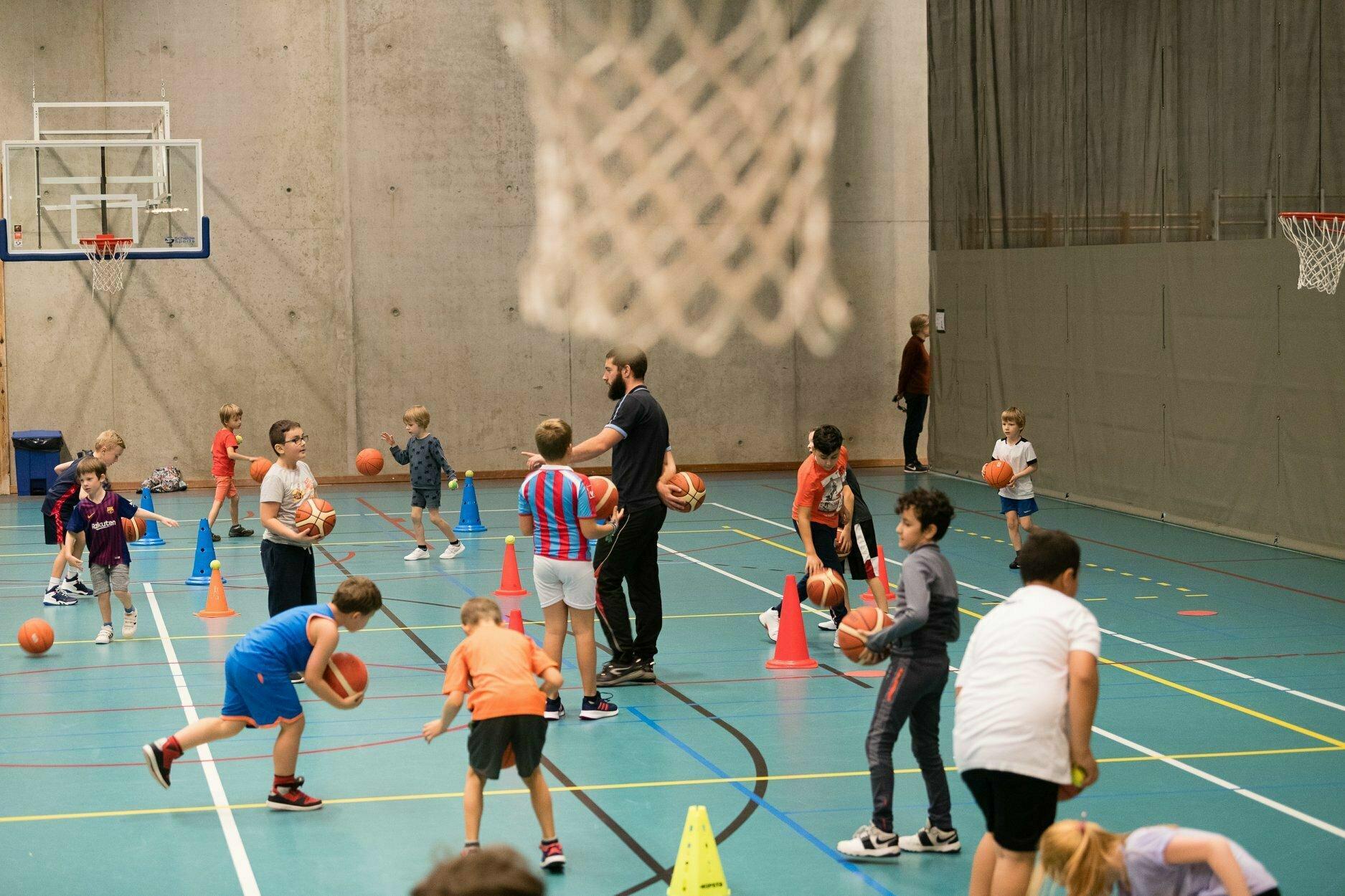 Start to basketbal U6 - U8 Lochristi
