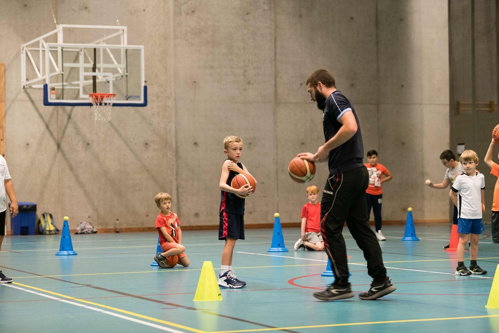 Start to basketbal U10 - U12 - U14 Sint-Amandsberg